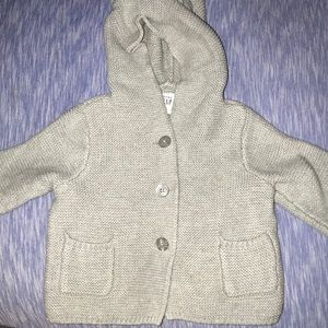 Other - Unisex knitted baby jacket